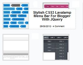 Thumbnail Related Post With Comment Hover For Blogger | Blogger Trix | Blogger Tips and Tricks | Free Templates