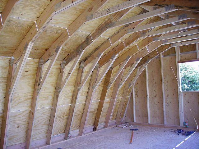 2nd Story Barn Loft Interior By Tuff Shed Storage