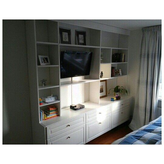 DIY project: ikea badkamer kastjes (metod/bodbyn ecru) gebruikt als ...