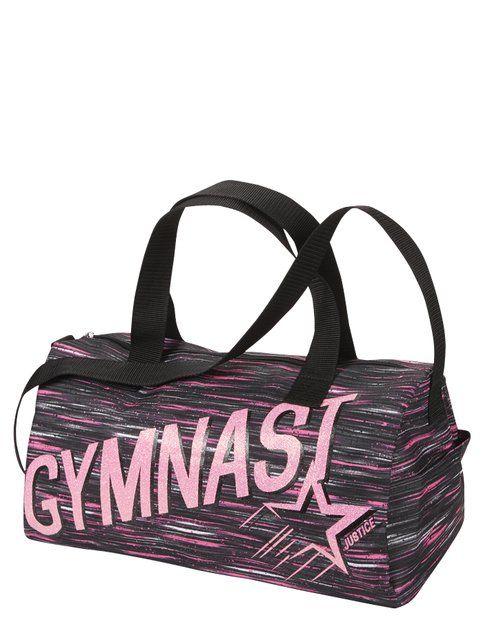 E Dyed Gymnast Duffle Bag
