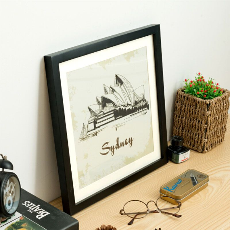 Classic Wooden Photo Frame //Price: $17.40 & FREE Shipping ...