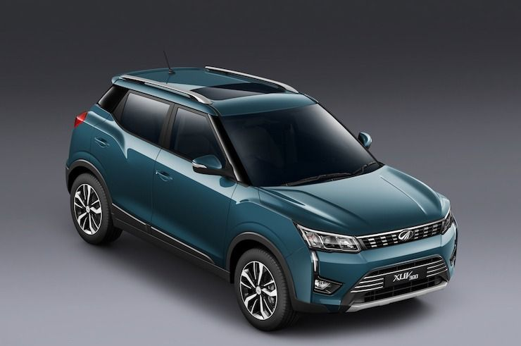 Mahindra Xuv300 First Official Pictures Are Here Compact Suv Suzuki Car