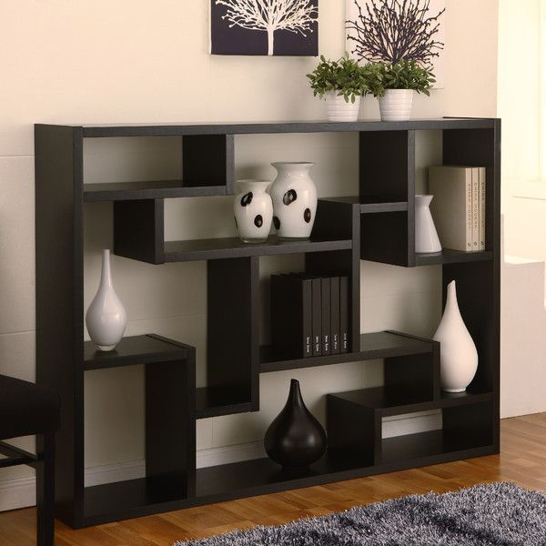 Wayfair All Modern: Herrin 2 Tier Standard Bookcase In 2019