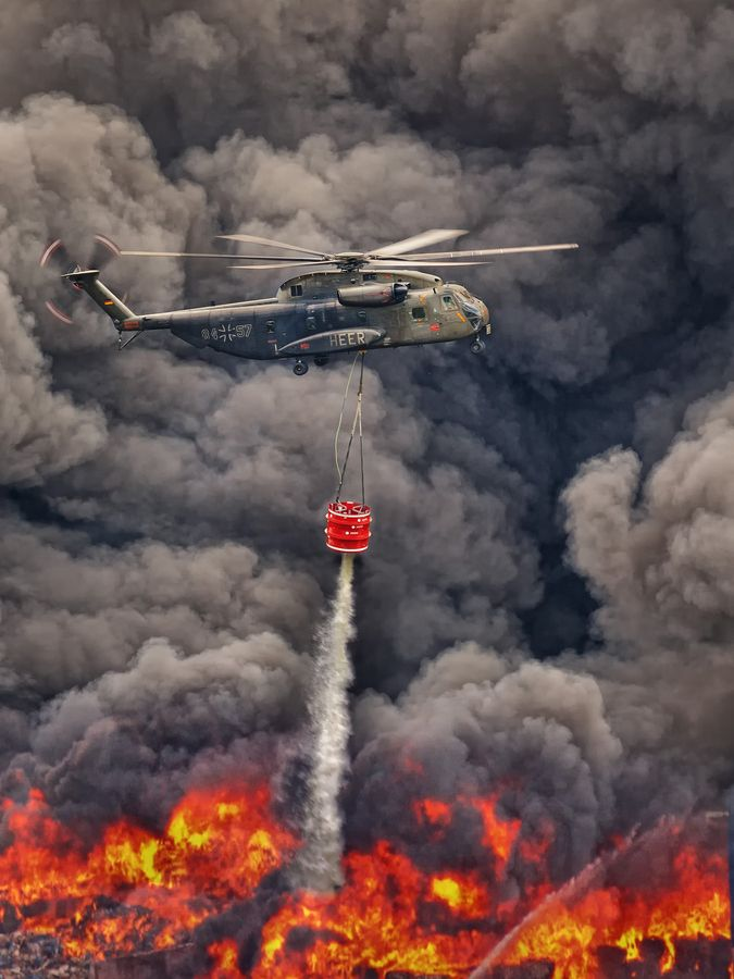 Photograph Fireheli by Frank W. on 500px