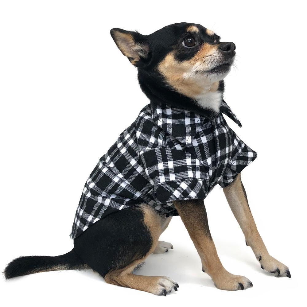Pet Dog Apparel Clothes Clothing Silver Sequin Flamingo Harness Dress XXXS-XL