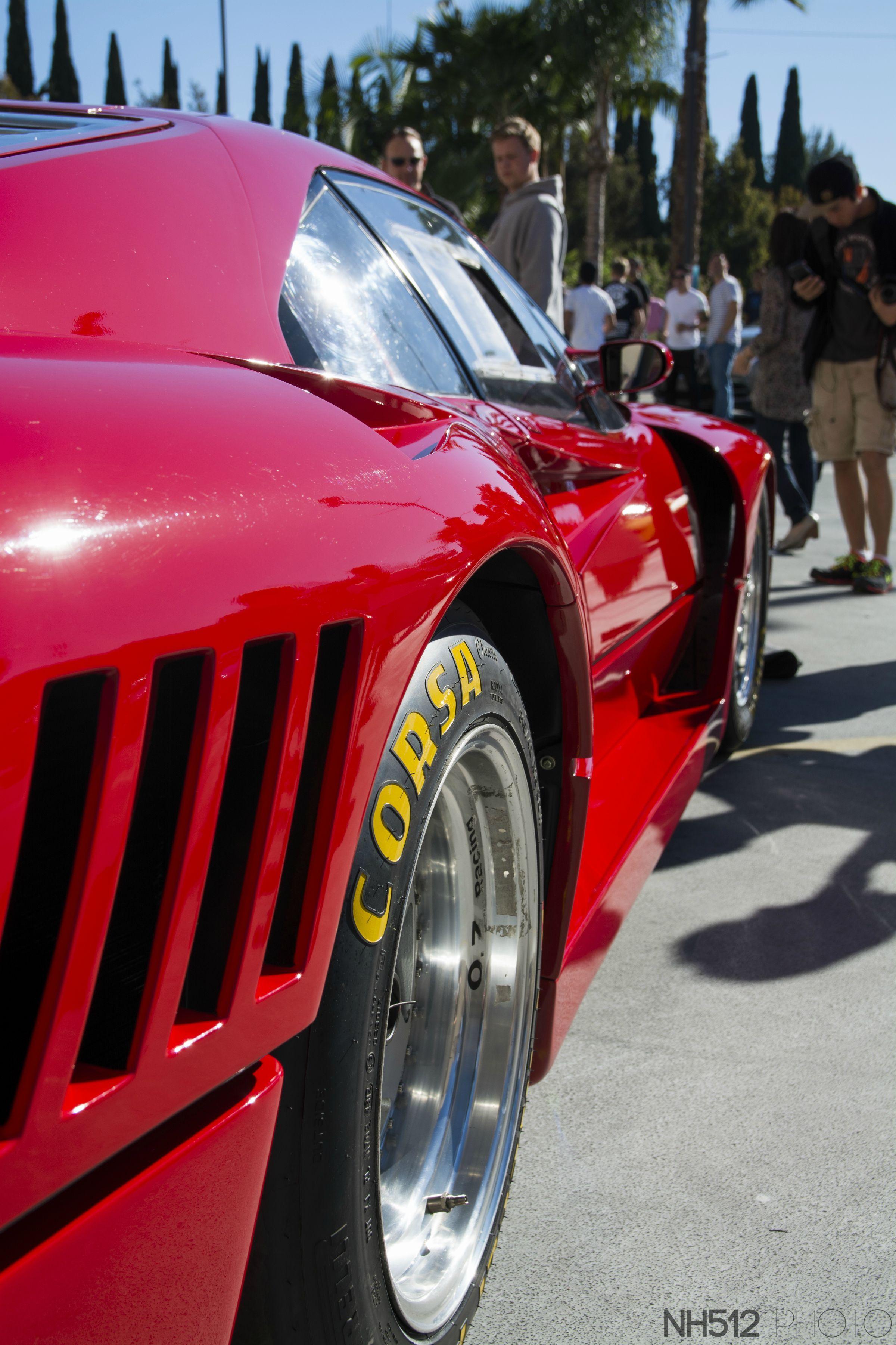 1987 Ferrari 288 GTO Evoluzione - Album on Imgur