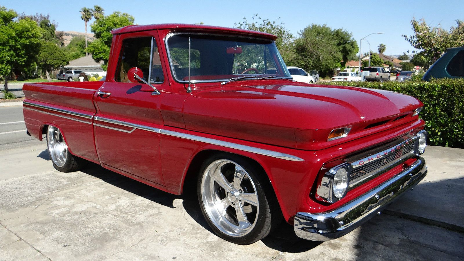 1965 Chevy C 10 Shortbed 327ci Chevy Trucks Classic Cars Trucks