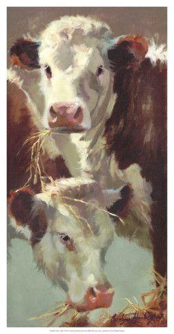 'Hef 'n' Her' Giclee Print – Carolyne Hawley | AllPosters.com