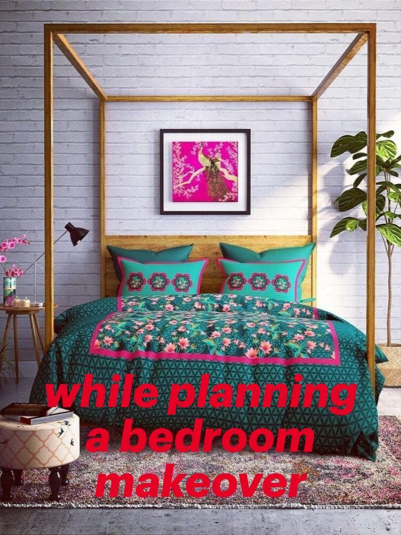 Bedroom Decors Bedroom makeover, Room decor, Boho