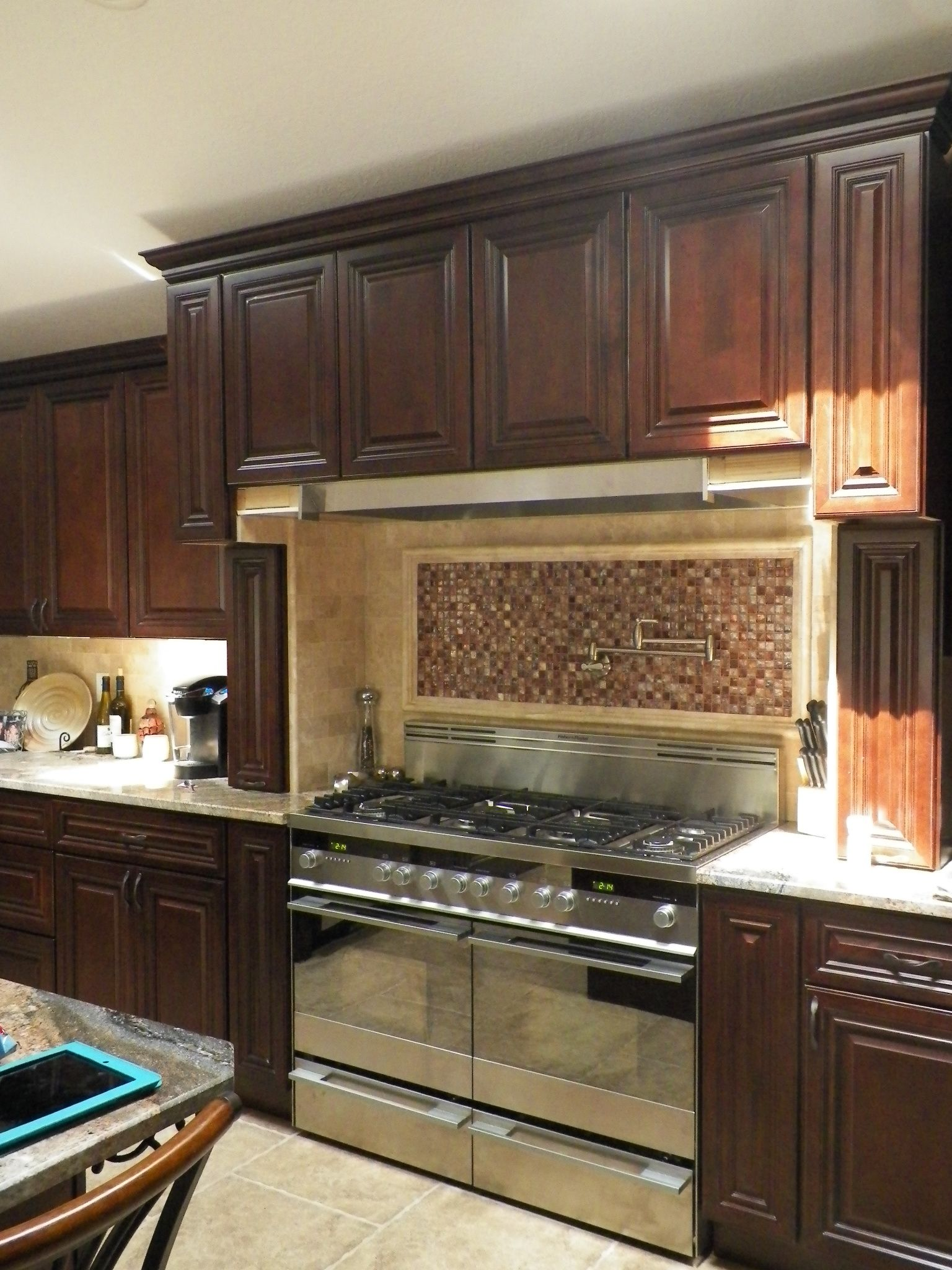 woodwork not complete yet | Kitchen, Wall oven, Kitchen ...