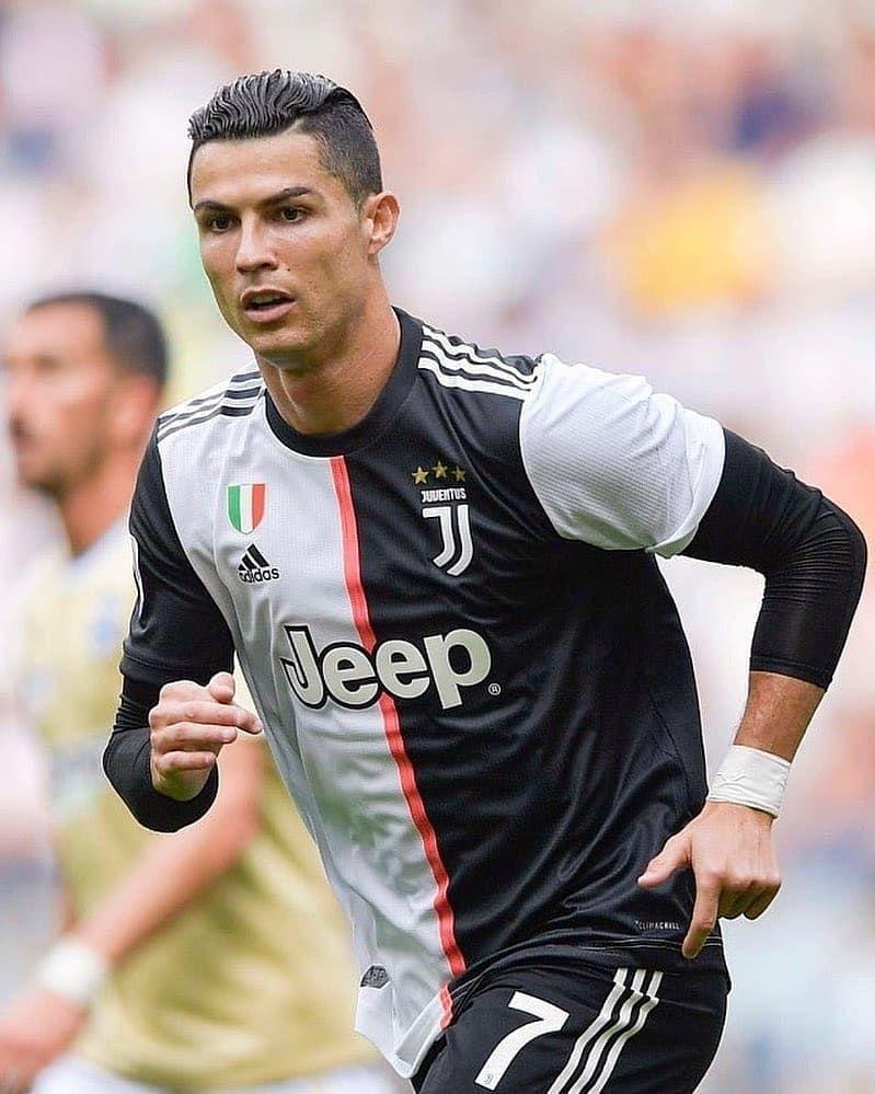 Noodle Hair Ronaldo | CR 7