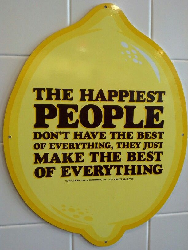 Happiest People Jimmy John S Quote Quotes Motivational