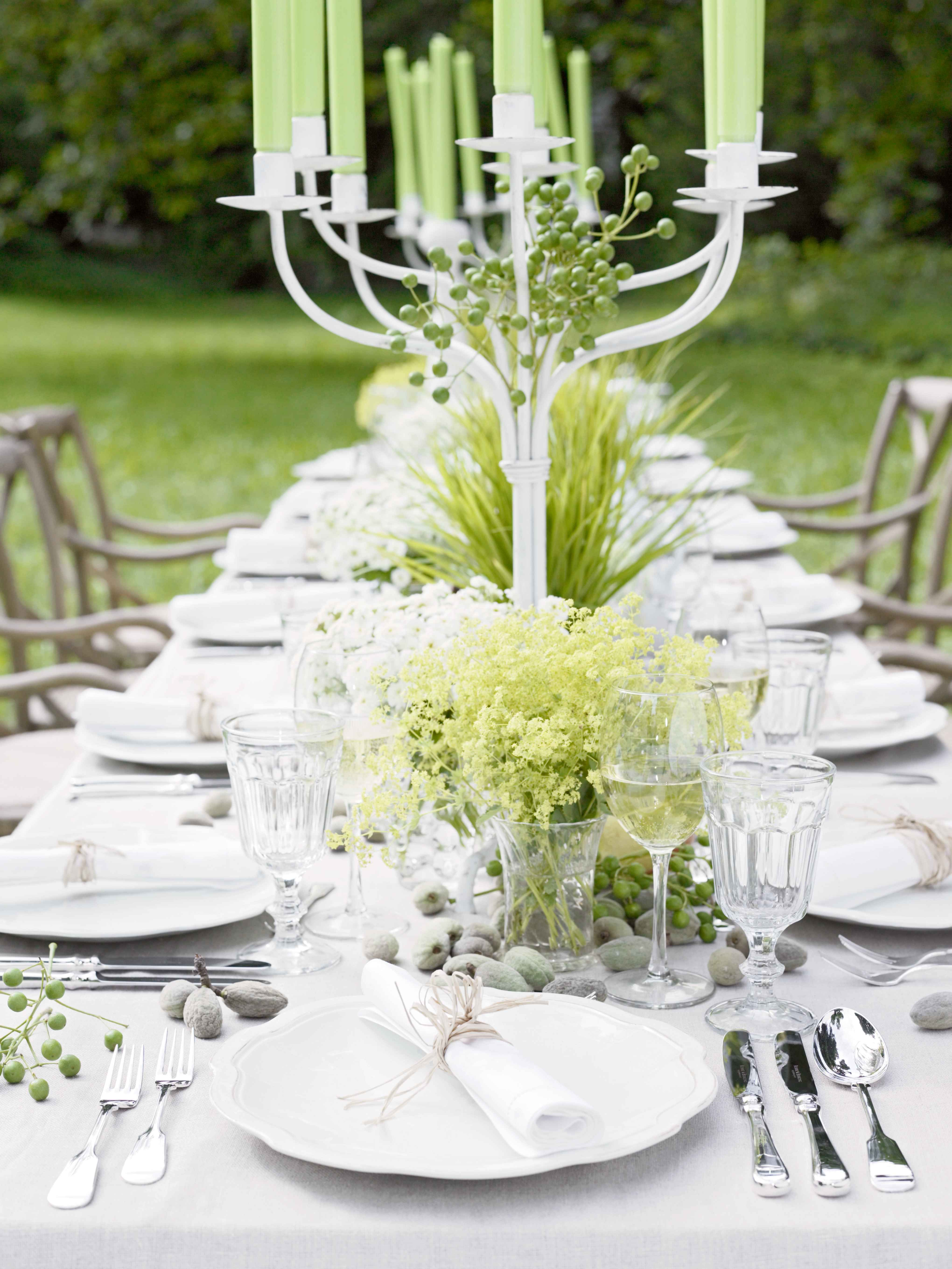 Spring Table Decoration Garden Outdoor For Homes To Be Home