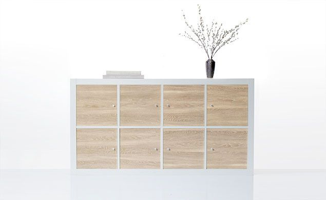 PANYL For IKEA EXPEDIT | PANYL Self Adhesive Furniture Finishes