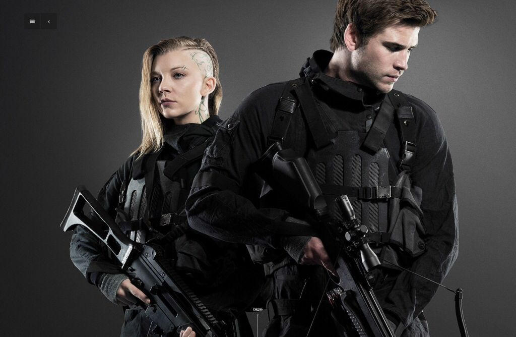 Cressida & Gale - Mockingjay