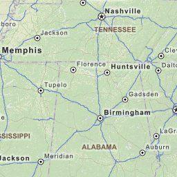 Map of Greenville SC | Greenville South Carolina | MapQuest.com ...