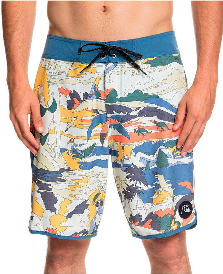 2e42cc9d19 Quiksilver Men Highline Graphic Board Shorts in 2019 | Products ...