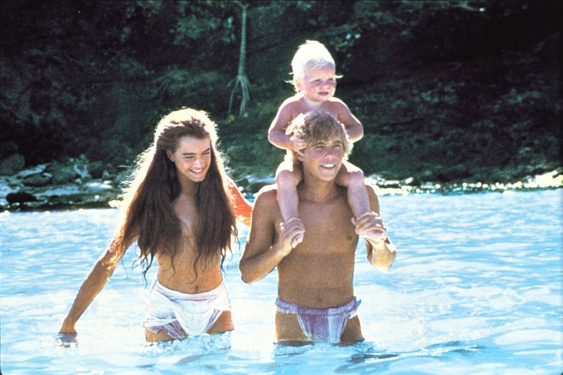 The Blue Lagoon | Blue lagoon movie, Brooke shields blue ...