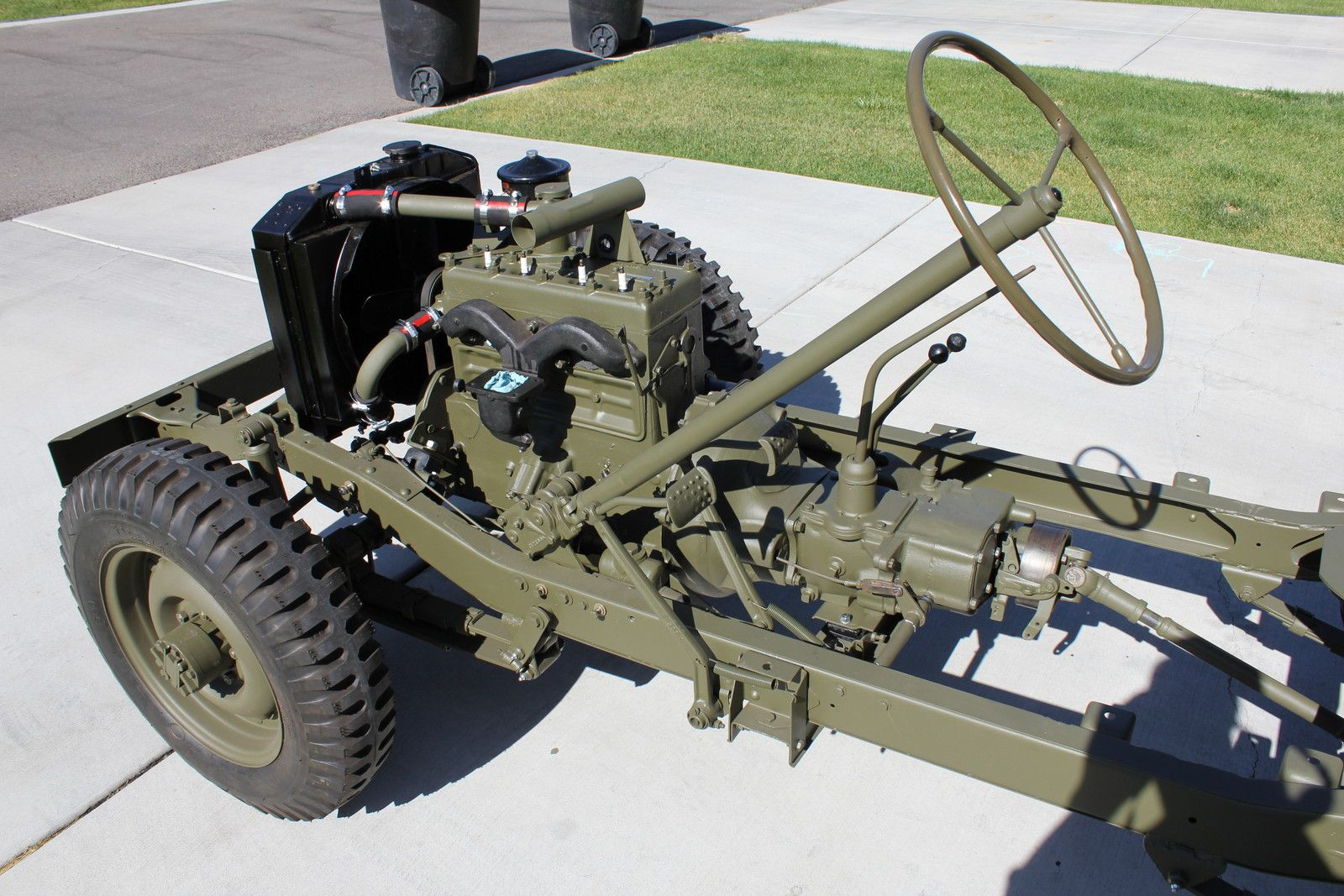 Favori willys jeep chassis - חיפוש ב-Google | Willys Ref | Pinterest  HB51