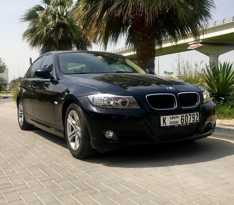 dubizzle Dubai | 3-Series: VERIFIED CAR! BMW 316i 2012 - FULL ...