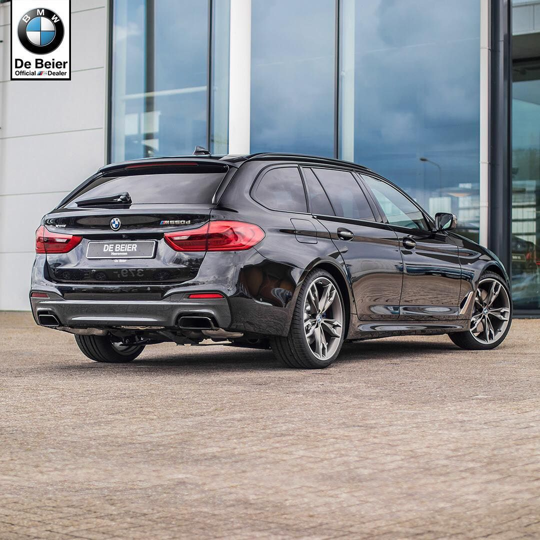 Available This New Bmw M550d Touring In Saphirschwarz Check