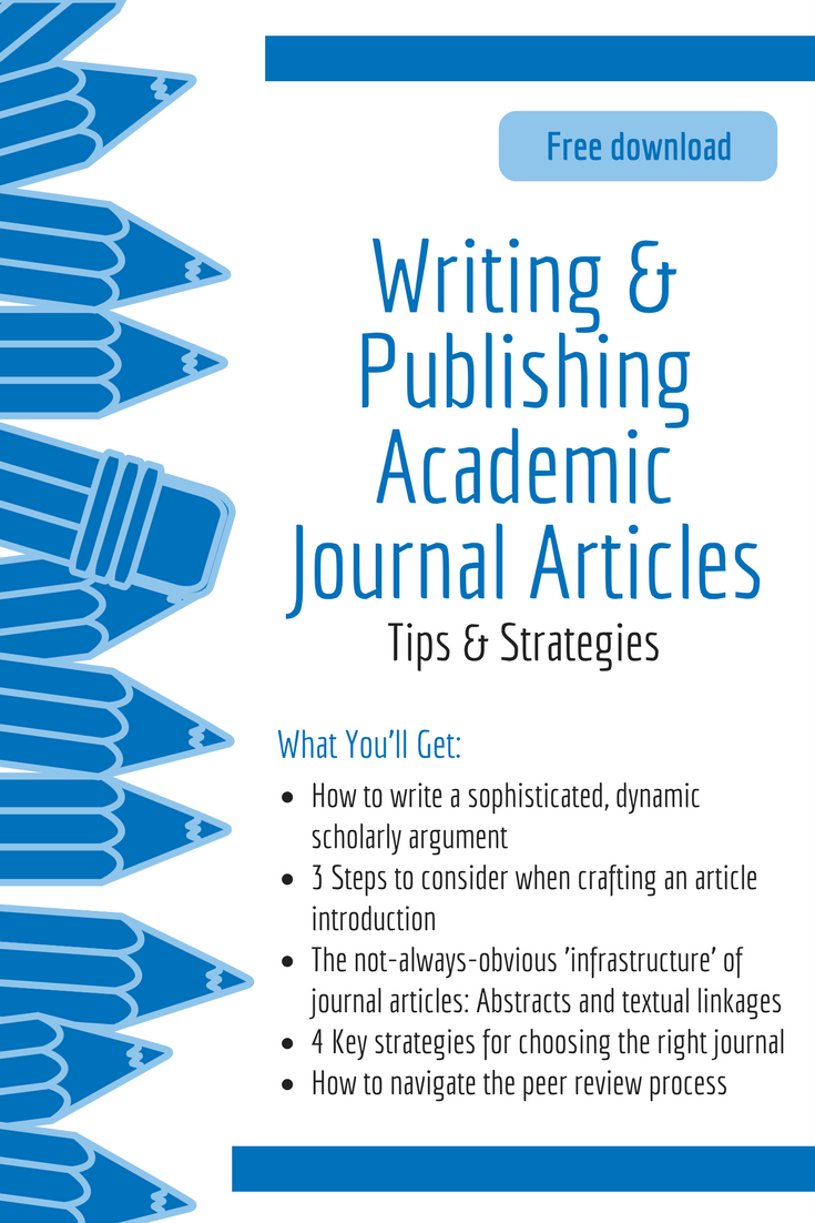 The Academics Guide to Publishing