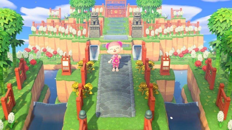 Park Art|My WordPress Blog_Animal Crossing New Leaf Imperial Set