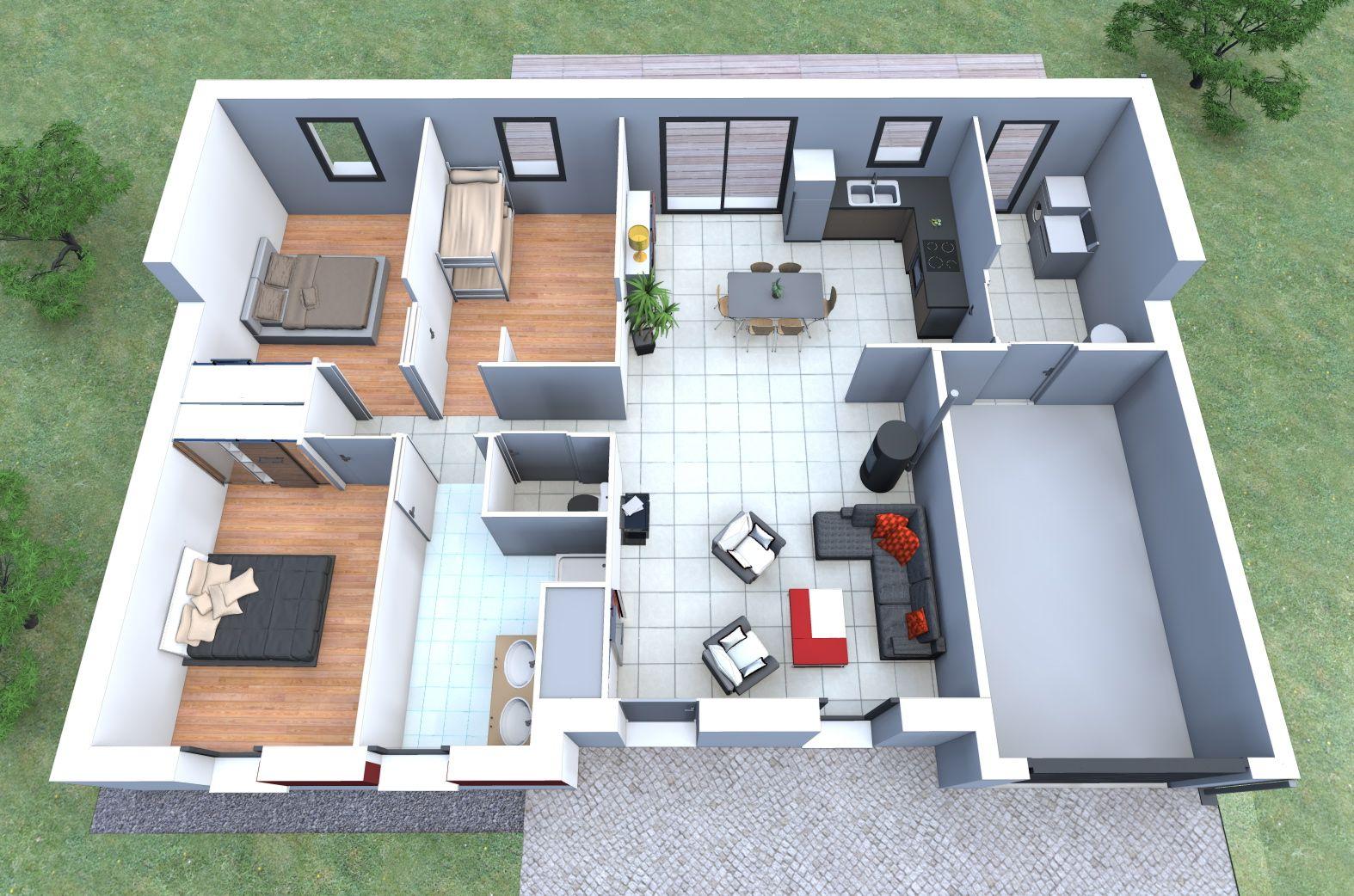 nous sommes constructeur de maison personnalisable et sur mesure tous nos modles de maison sont