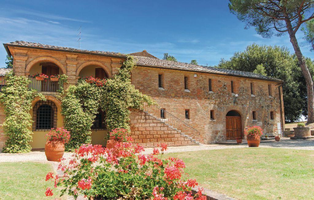 Vakantiehuis Villa Murlo, Italië. In het prachtige landschap van ...