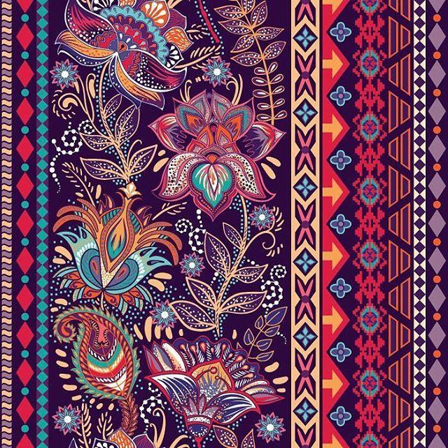 Tatyana Anisimova Patternbank Textile Design Studio