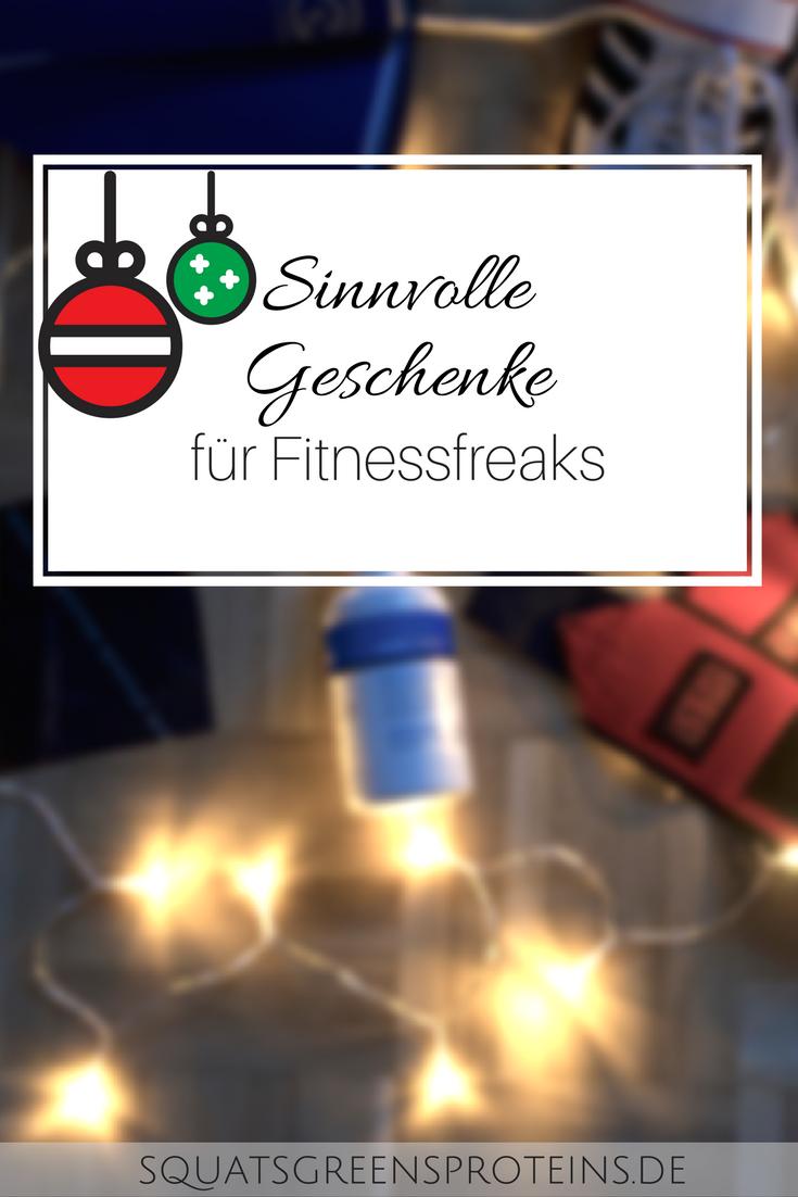 Sinnvolle Weihnachtsgeschenke für Fitnessfreaks | Squats, Greens ...