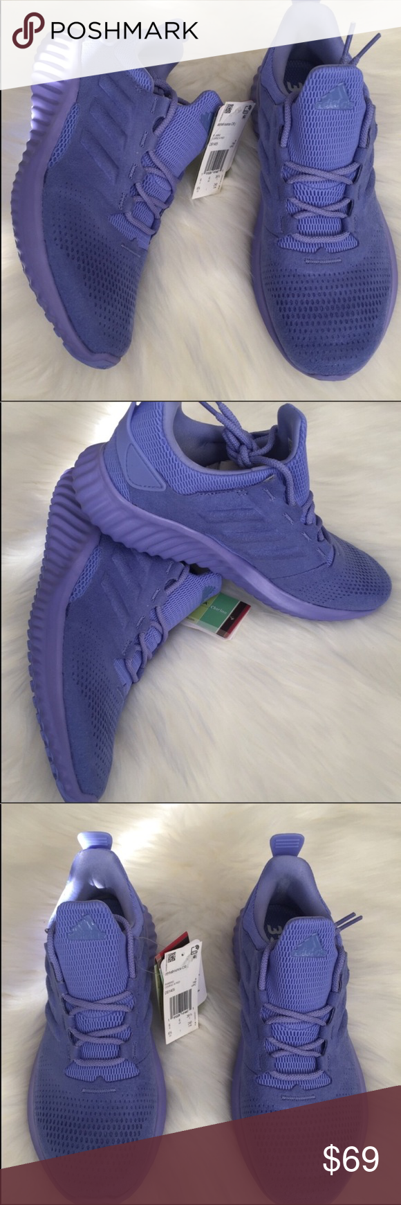 845ca69ce Adidas Alphabounce Youth Size 6.5 NEW Youth Size 6.5  Women s 8 adidas  Shoes Sneakers