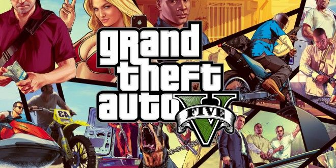 متطلبات تشغيل لعبة Gta V حرامي السيارات 5 Grand Theft Auto Gta Best Pc Games