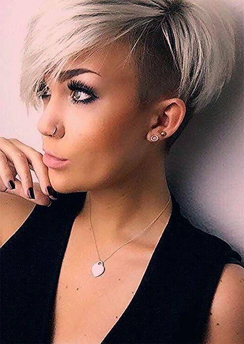 Women Hairstyles Short