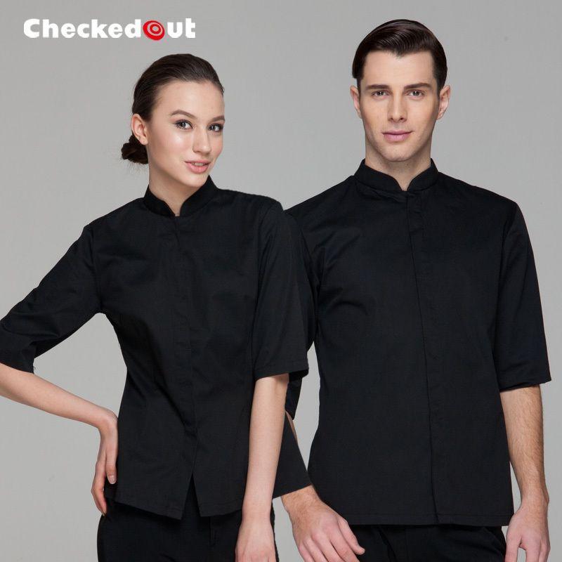 Resultado de imagen de uniformes camareros modernos | Uniformes IP ...