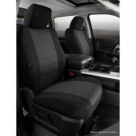 Fia SP88-16 GRAY Custom Fit Front Seat Cover Split Seat 40//20//40 Poly-Cotton, Gray