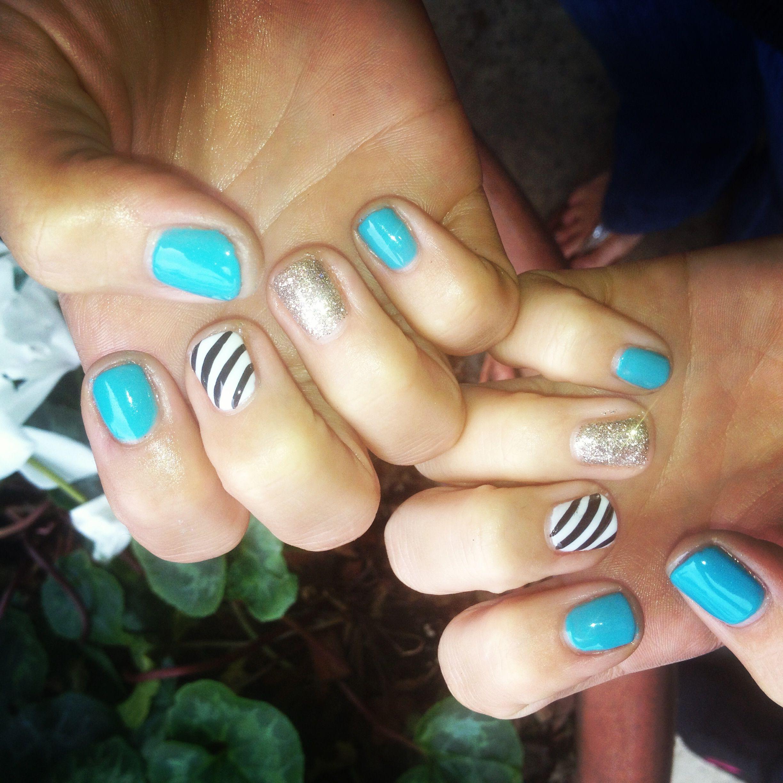 Gel nail art by Erin Hart at The Nail Lounge in Costa Mesa | Nails ...