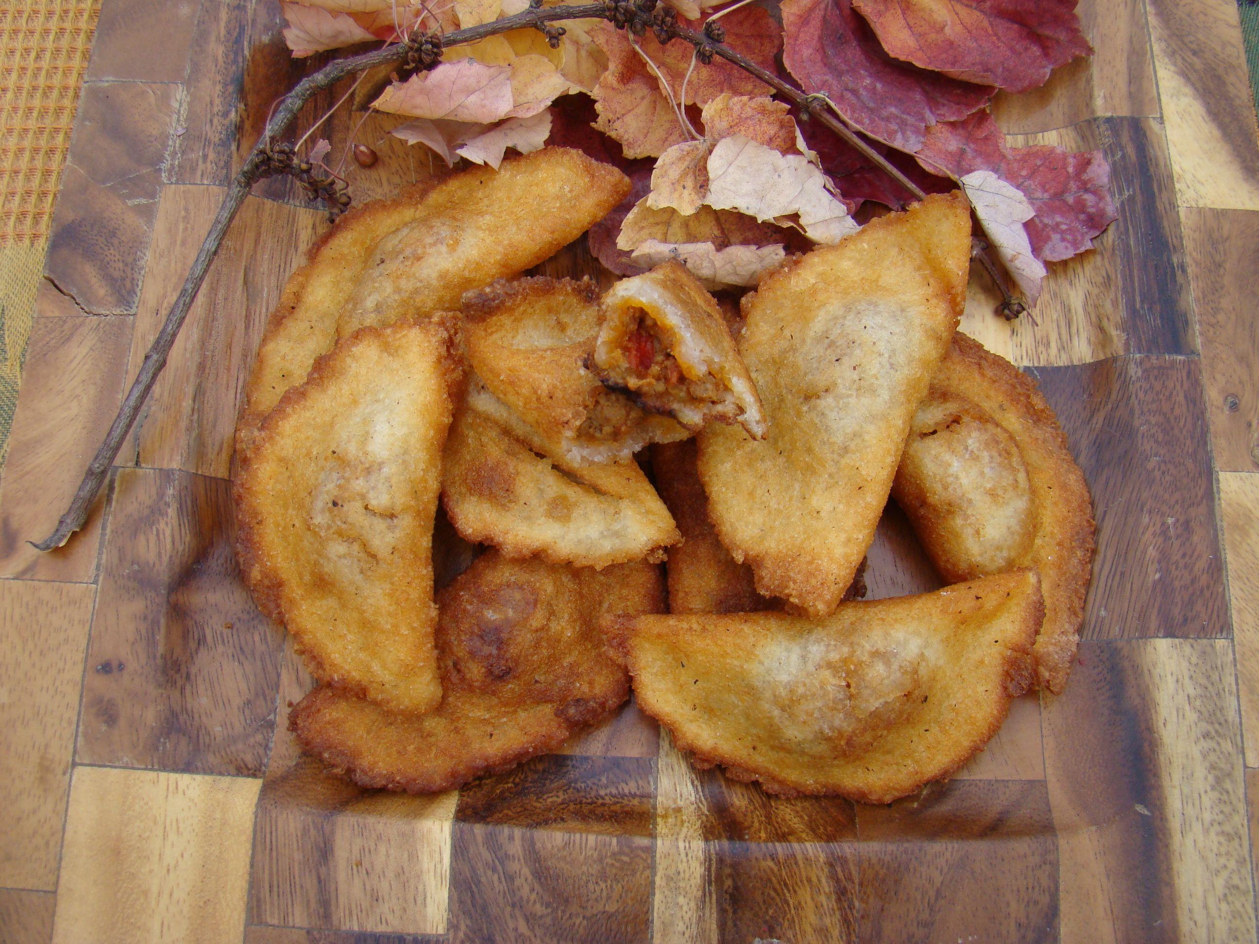 Empanadas De Yuca/Dominican Yucca Turnovers | Sandra\'s Kitchen ...