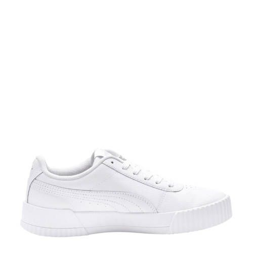 Puma Carina sneakers wit - Nieuwe mode