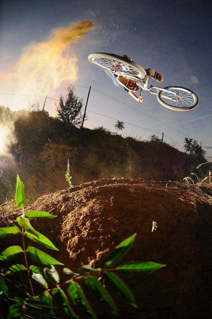 Photo of the Month November 2011 Downhill mountain