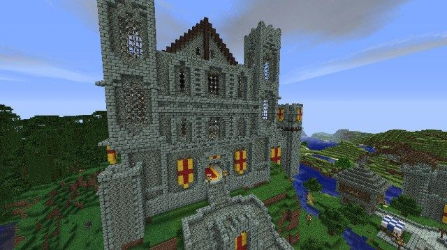 Fallen Kingdom Map for Minecraft 1.8.7   Bethany\'s Pics   Pinterest ...
