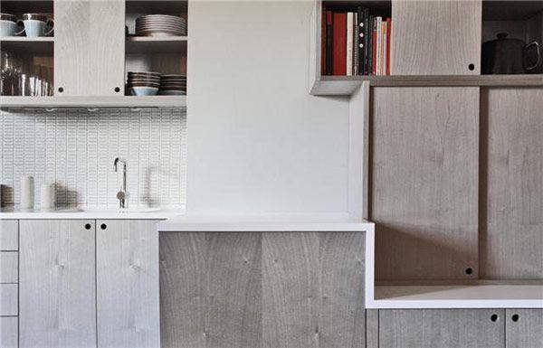 Markus Bartenschlager Woodwork plastolux modern cabinets furniture design