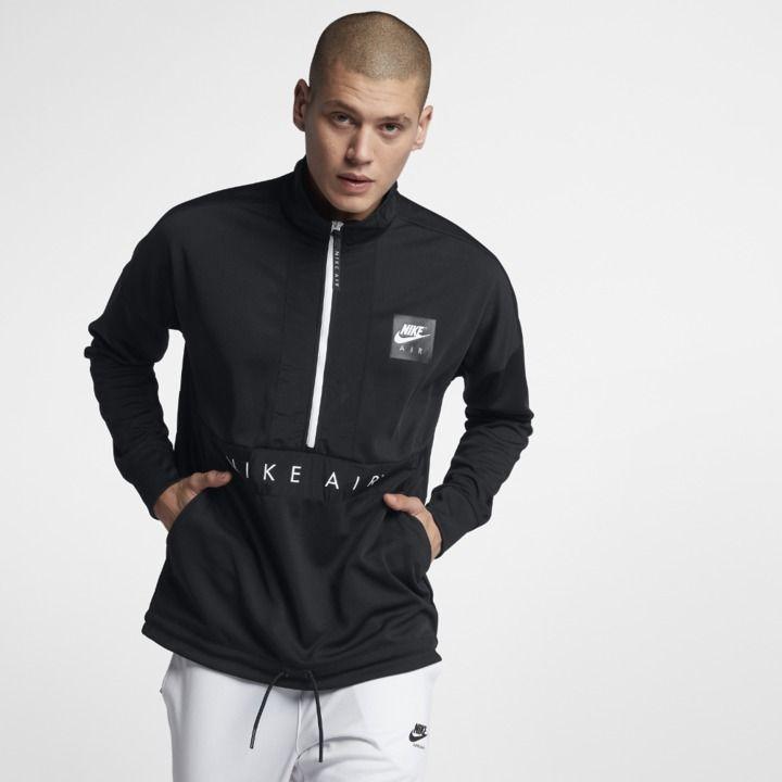 new style 0ebff ca5c8 Nike Air Men s Half-Zip Top