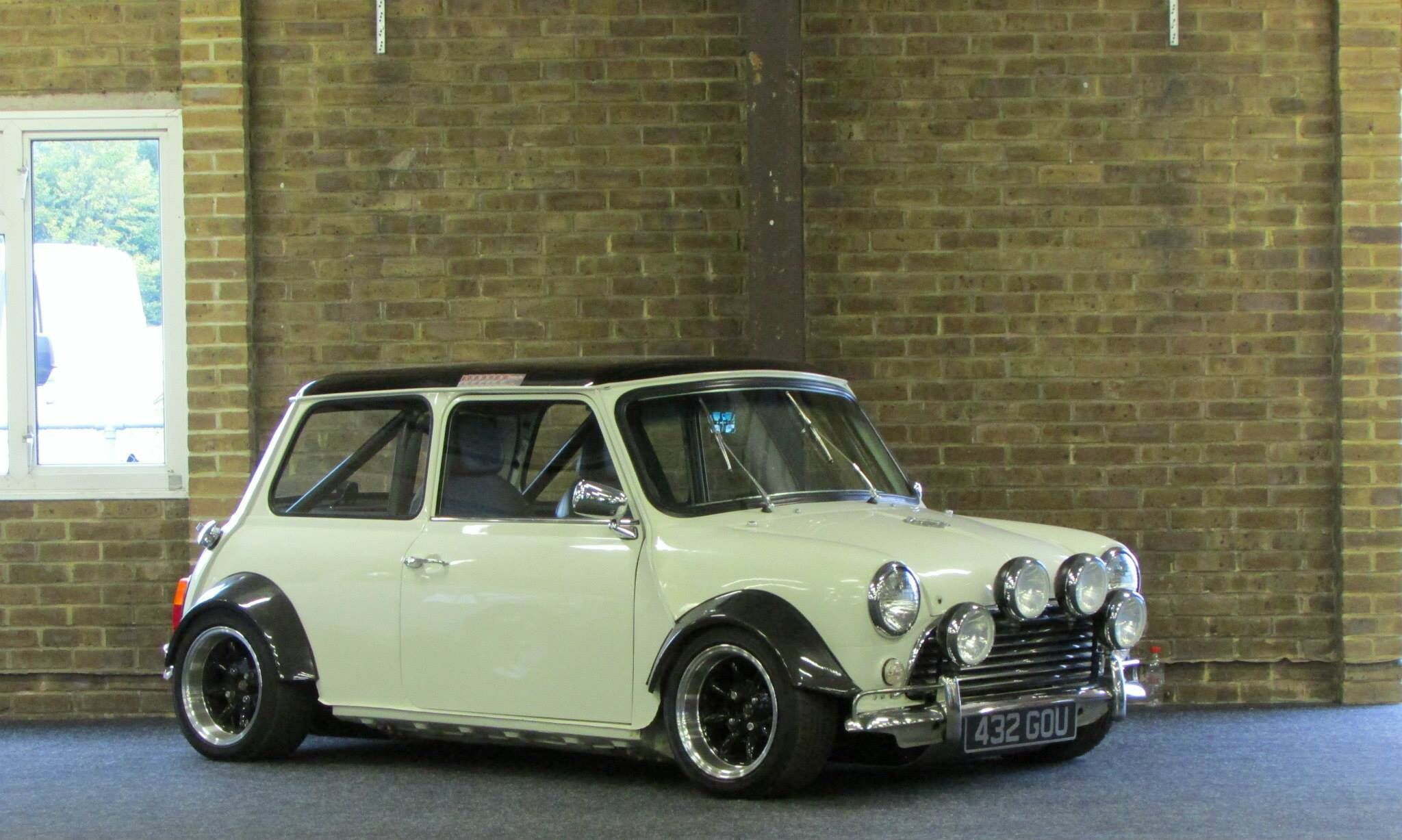 Really Lowered And With 13s Classic Minis For Inspiration Mini