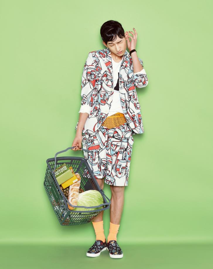 CeCi korea magazine 2014.04  - PARK HYEONGSEOP