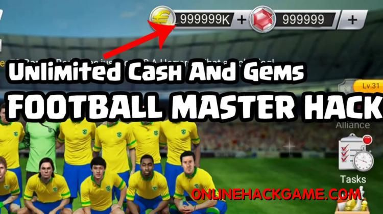 Football Master 2019 Hack Cheats Unlimited Gems | Online