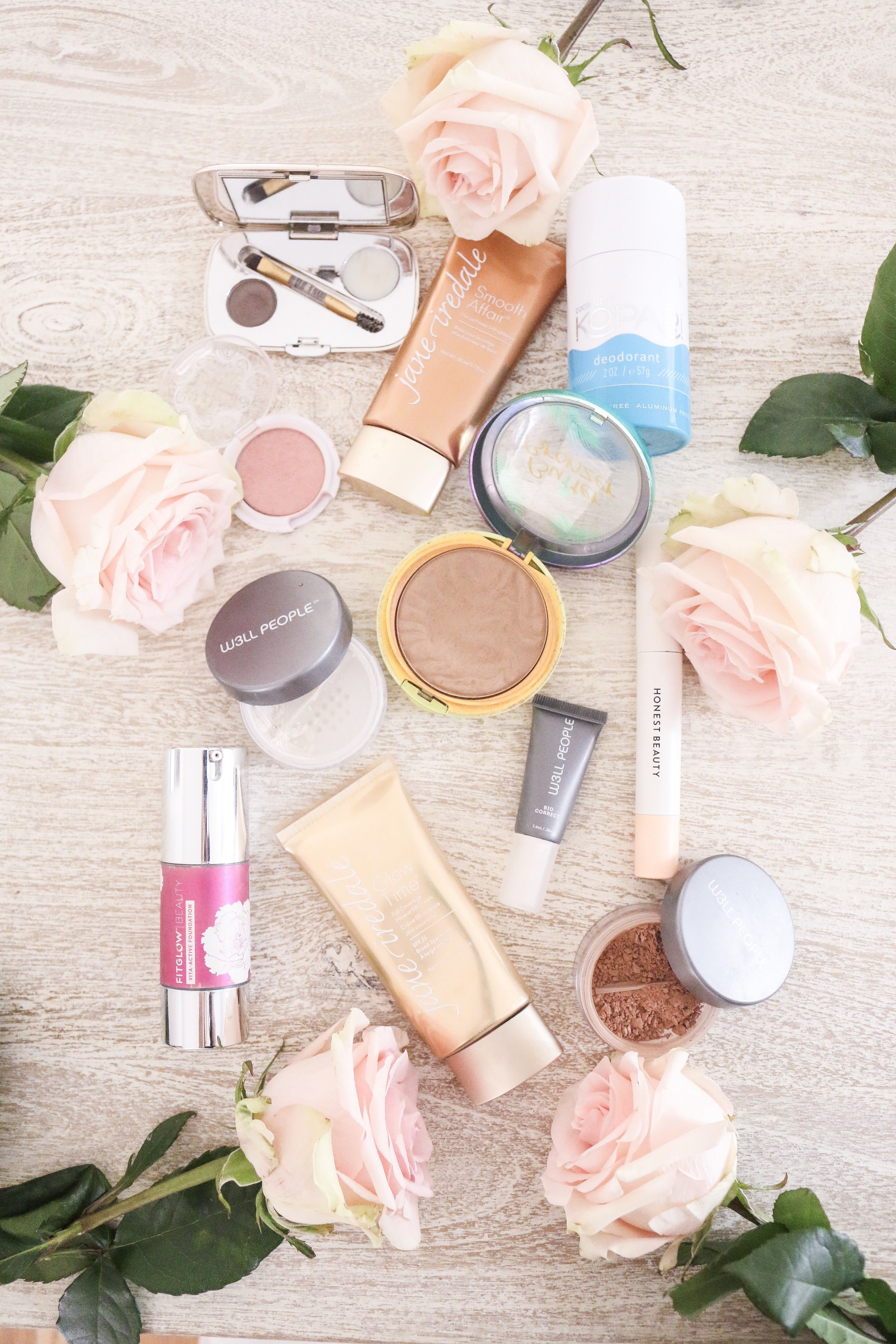 My Favorite Non Toxic Makeup A Darling Daydream