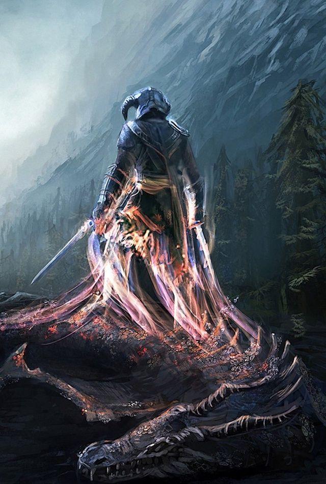 Elder Scrolls Skyrim Dragon Soul Elder scrolls v skyrim