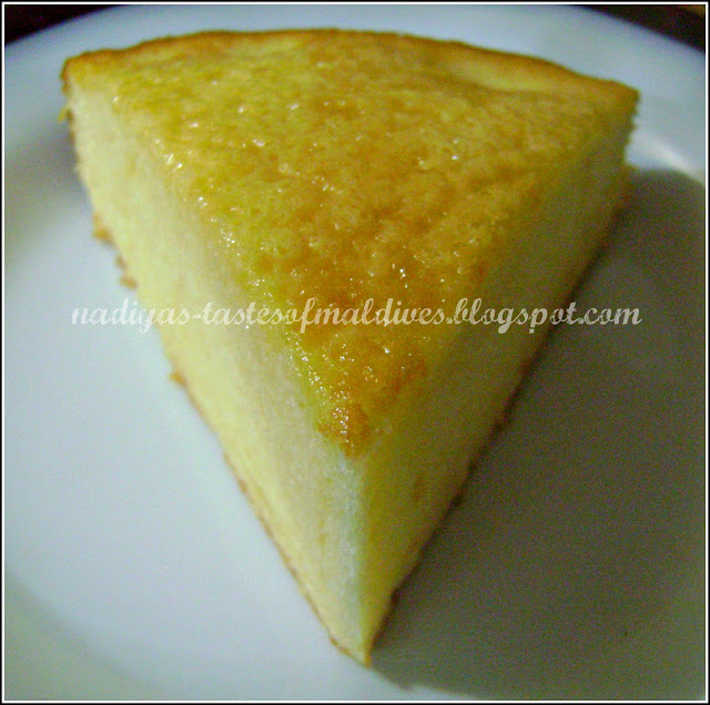 Another Gerikiru Boakibaa Or Sweetened Condensed Milk Cake Sweetened Condensed Milk Recipes Condensed Milk Cake Milk Recipes