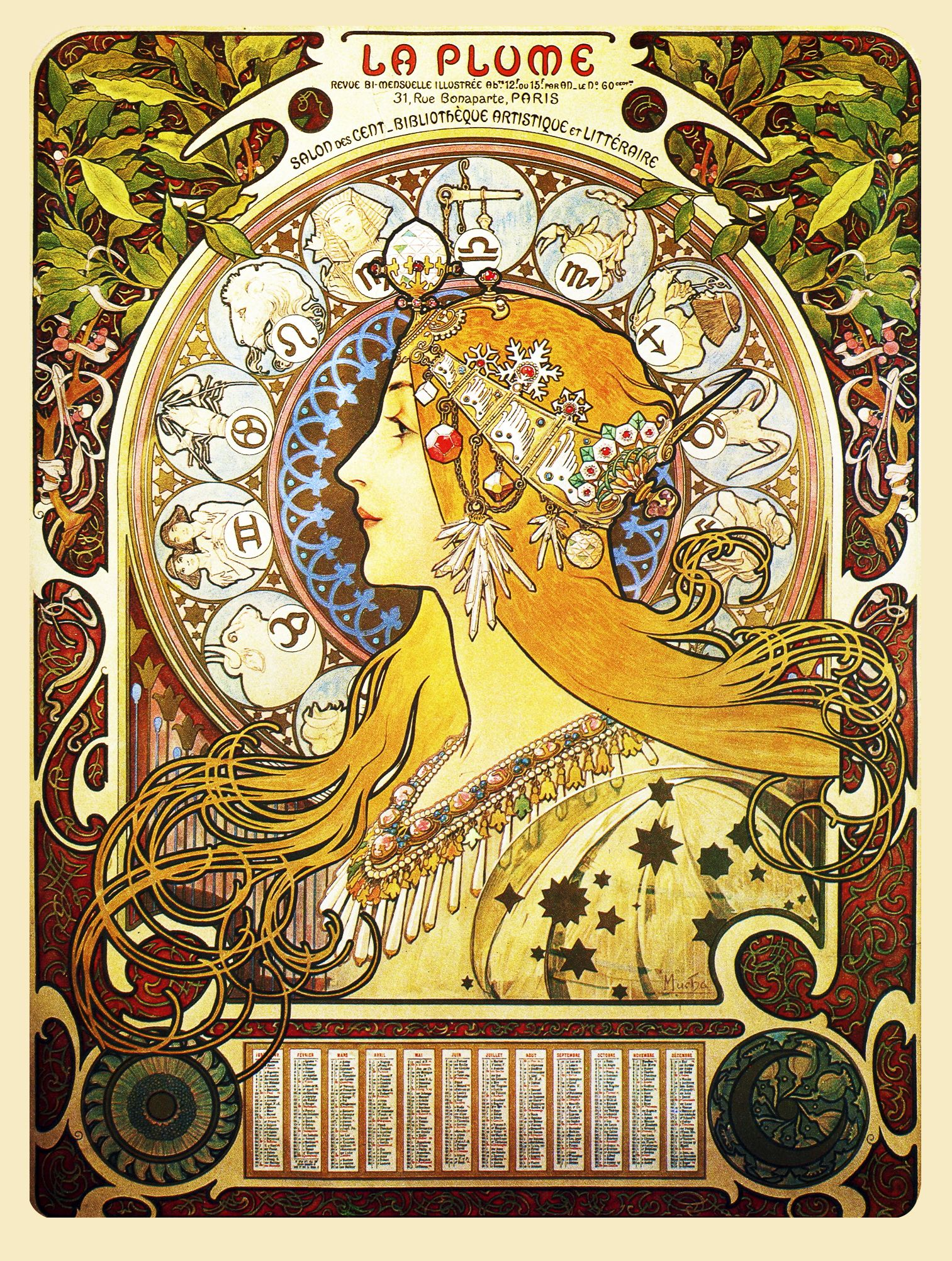 Louisiana Map Decor%0A Cotton Canvas Frameless Home Hanging Decorative Paintings  Alphonse Mucha  Hand Painting Woman  Wall Decoration Picture